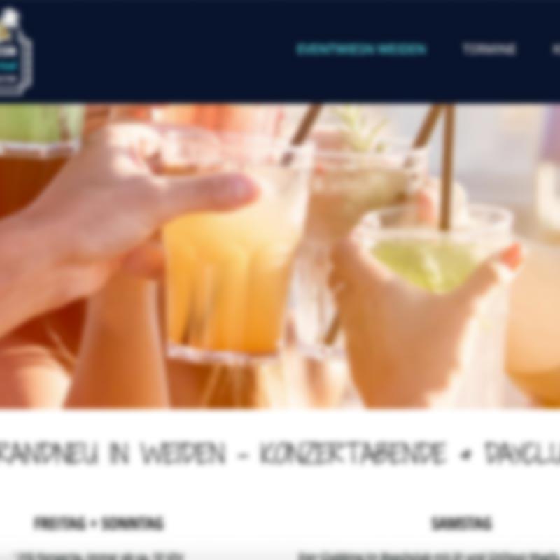 Online-Ticket-Systeme ⎪ Agentur maweGO in Weiden