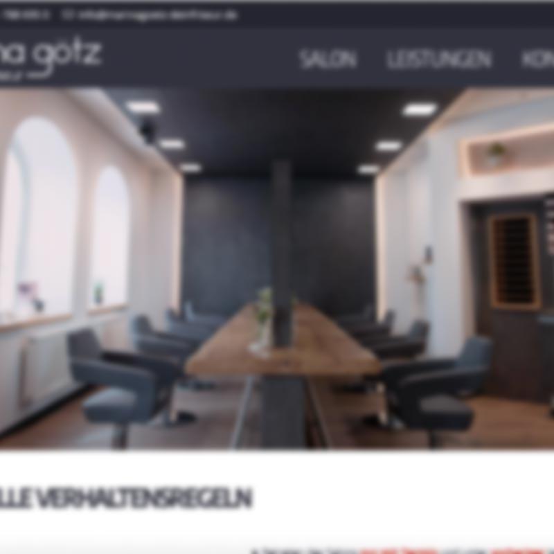 Usability, benutzerfreundliches Webdesign ⎪ Agentur maweGO in Weiden